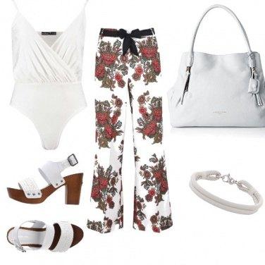 Outfit Lunga passeggiata estiva