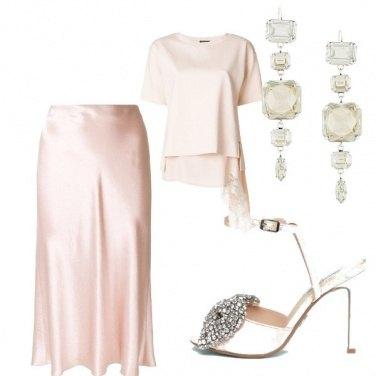 Outfit Un rosa tenue