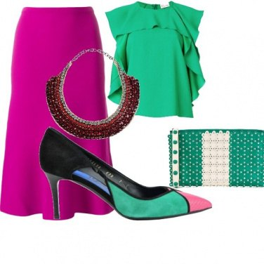 Outfit Bon Ton #4533