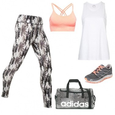 Outfit Chic anche in Palestra!