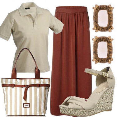 Outfit Gonna lunga
