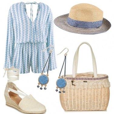 Outfit Jumpsuit pastello
