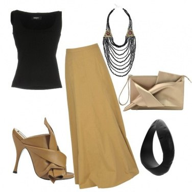 Outfit Basic #6596