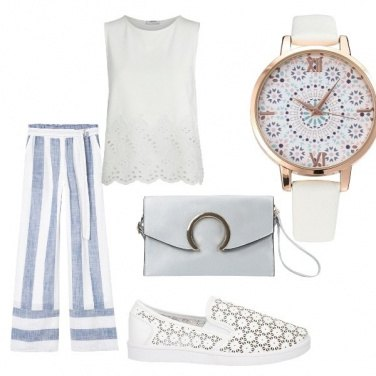 Outfit Capri Style