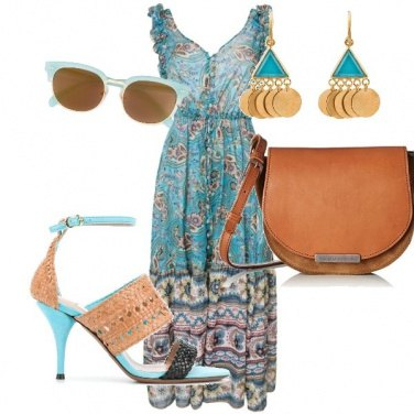 Outfit Etnico #1354