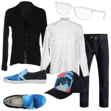 Outfit Casual #2368