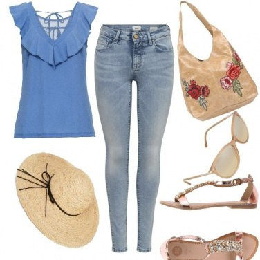 Outfit Trendy #9899