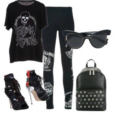 Outfit Rokkettara