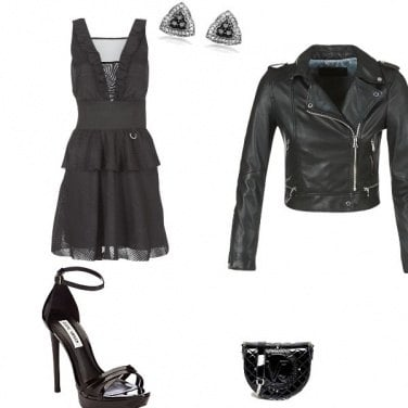 Outfit Rock #1524