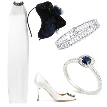 Outfit Megan Wedding style