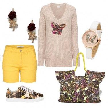 Outfit Qualcuno ha detto farfalle?!