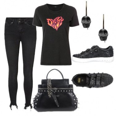 Outfit Rock #1528