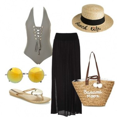 Outfit Spiaggia....low cost