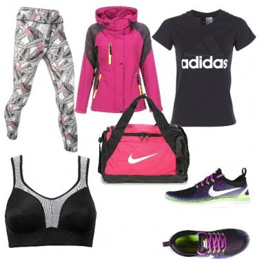 Outfit Il mio momento fitness