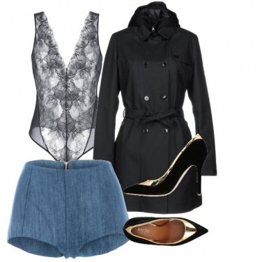Outfit Sexy #1363