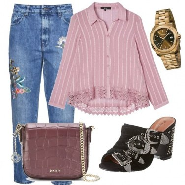 Outfit Il sabot di tendenza
