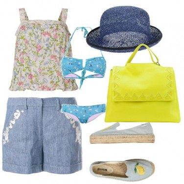 Outfit Pomeriggio in spiaggia