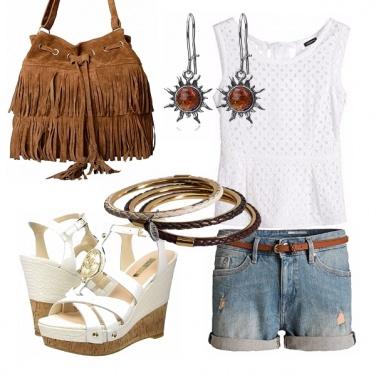 Outfit Pomeriggi estivi