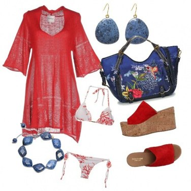 Outfit CMPS Red&Blue fantasy