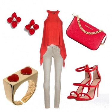 Outfit Trendy #9923
