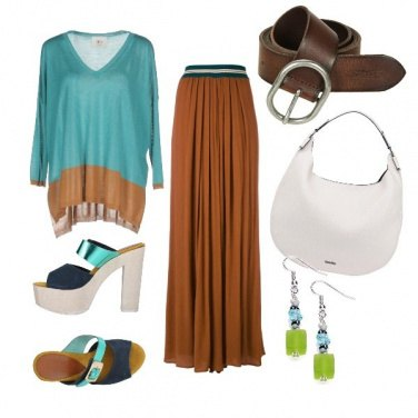 Outfit CMPS Sera, al mare in bungalow