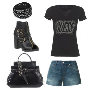 Outfit Rock #1532