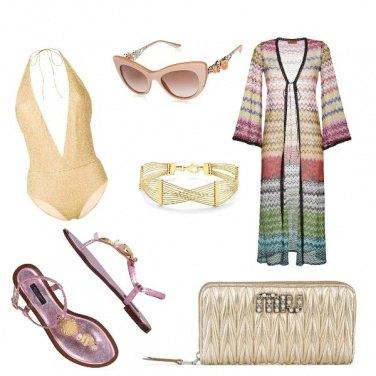 Outfit Snob al mare