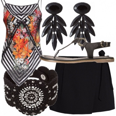 Outfit Dark stilosa