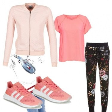 Outfit Tofly_walking park