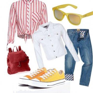 Outfit Voglia di primavera.