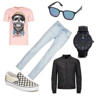 Outfit Aperitivo primaverile