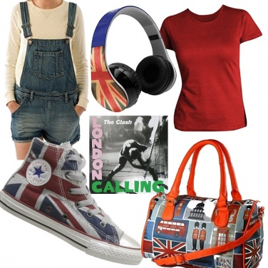 Outfit London calling