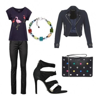 Outfit Rock #1538