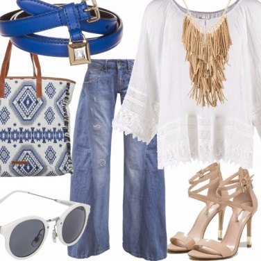 Outfit outfit boho style