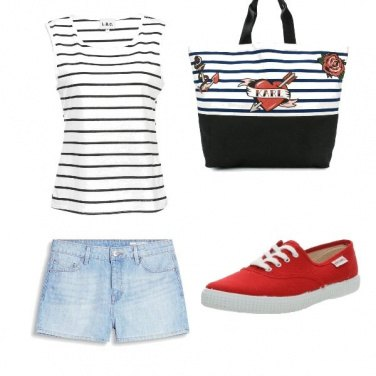 Outfit Basic #6640