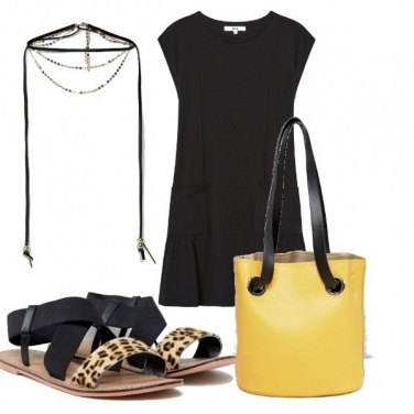 Outfit Passione scarpe flat