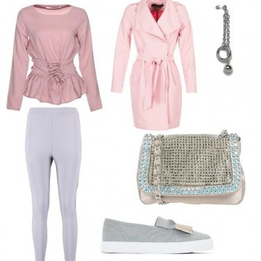 Outfit Bon ton low cost
