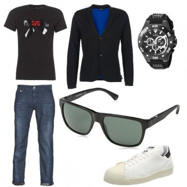 Outfit Un tipo casual