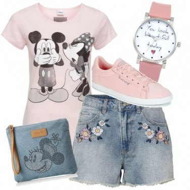Outfit Tornare bambine