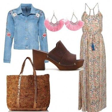 Outfit Passeggiata in lungomare