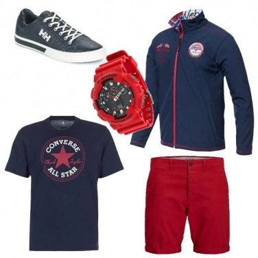 Outfit Vento in poppa!