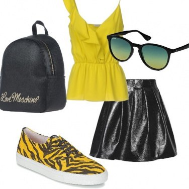 Outfit Rock Summer