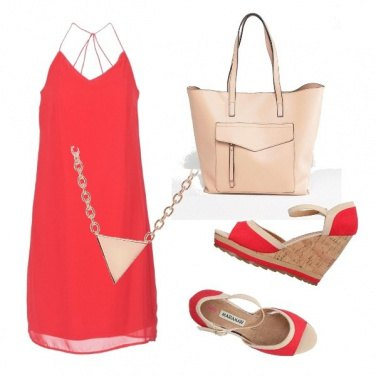 Outfit Fragola