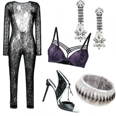 Outfit Jlo in concerto