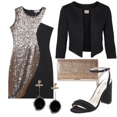 Outfit Luccicante serata
