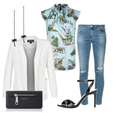 Outfit La stampa Jungle