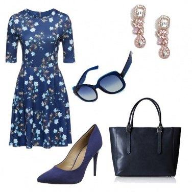 Outfit Imperdibile blue