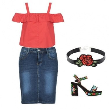 Outfit Urban #3247