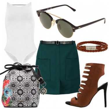 Outfit Summer chic