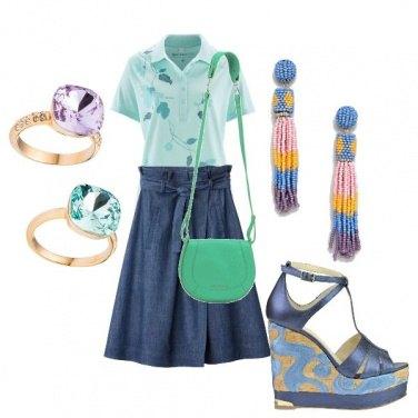 Outfit Mattine primaverili